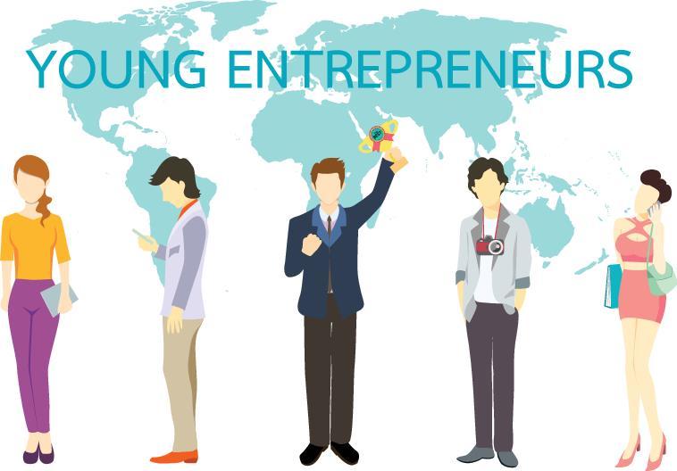 giovane imprenditore